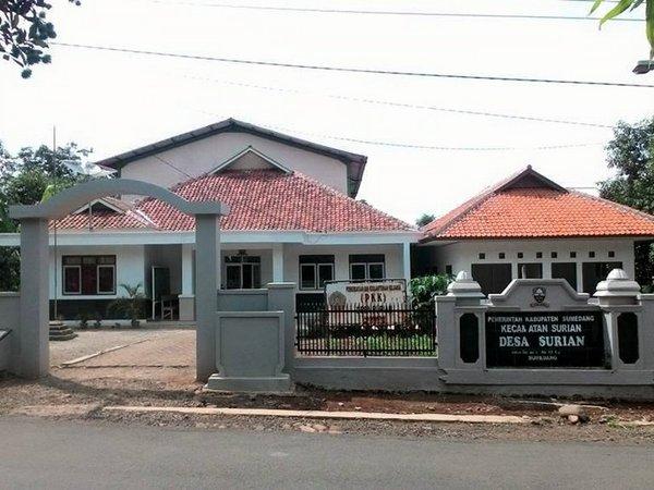 Kantor Desa Surian (foto: facebook Desa Surian)
