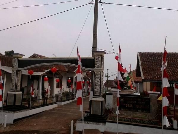 Kantor Desa Tamansari (foto: Desa Tamansari)