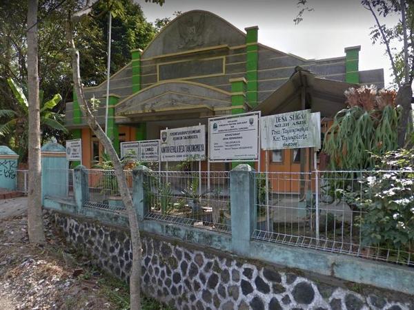 Kantor Desa Tanjungmulya (foto: Google Street View)