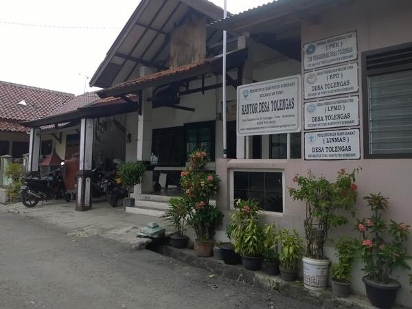 Kantor Desa Tolengas (foto: blog mulayanaade)
