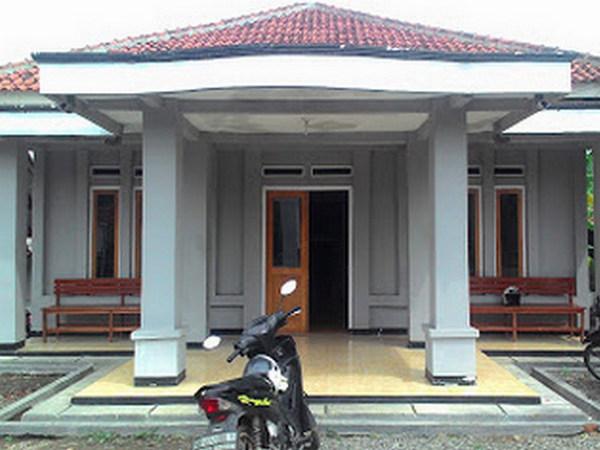 Kantor Desa Tomo (foto: Desa Tomo)