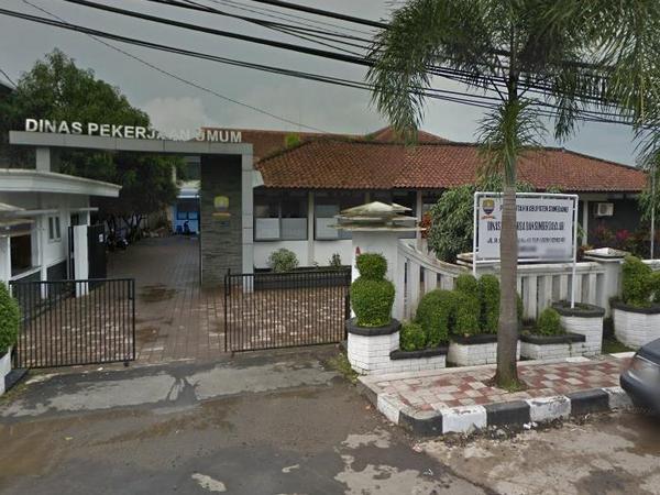 Kantor Dinas Bina Marga dan Sumber Daya Air Kabupaten Sumedang
