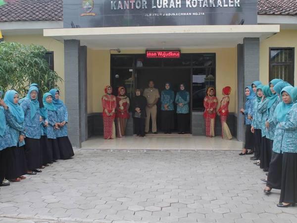 Kantor Kelurahan Kotakaler (foto: facebook Kotakaler)