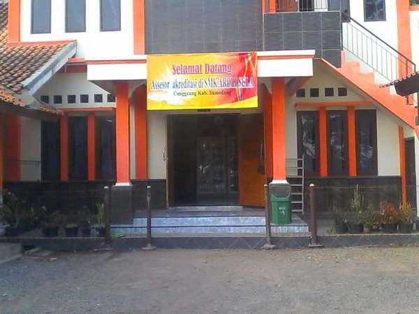 Sekolah SMK Ardli Sela (foto: internet)