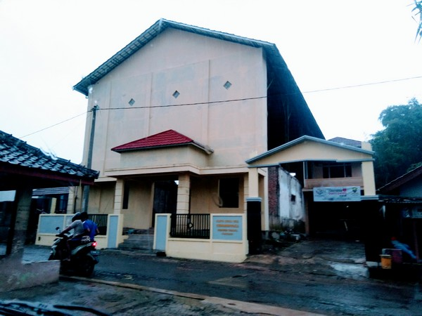 Kantor Desa Trunamanggala (foto: g+ daniel chaniago)