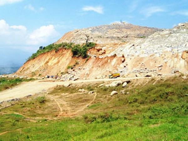 Kawasan Gunung Julang (foto: Kabar Priangan)