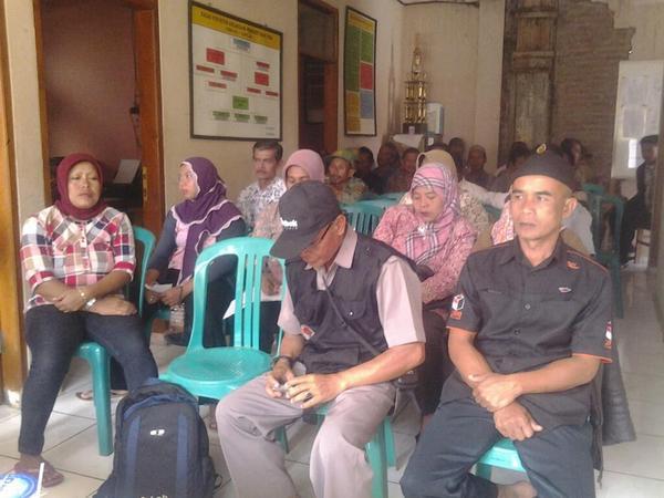 Kegiatan di desa (foto: facebook Ppk Tanjungmedar)