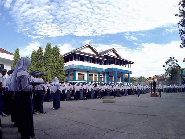 Kampus SMK Informatika Sumedang
