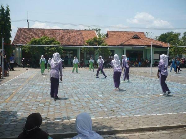 Kegiatan olahraga (foto: facebook Fahmi Adriansyah)