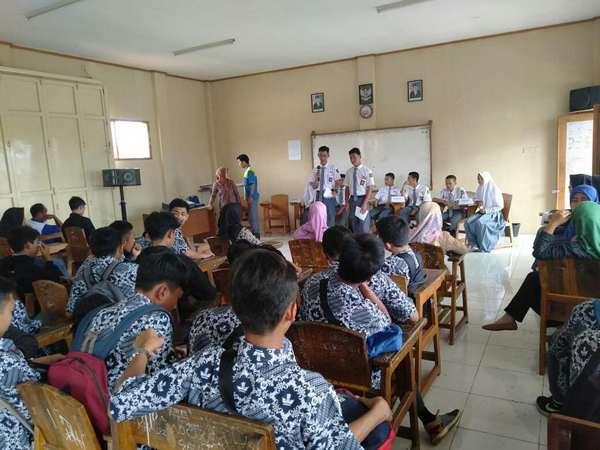 Kegiatan siswa SMK YPGU Sumedang