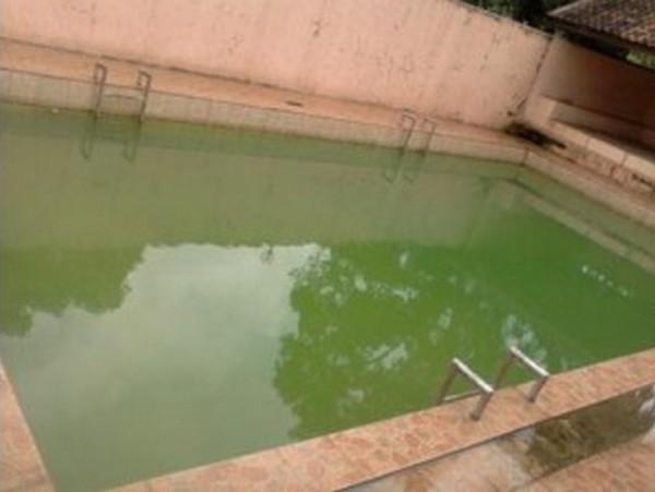 Kolam Air panas Sekarwangi