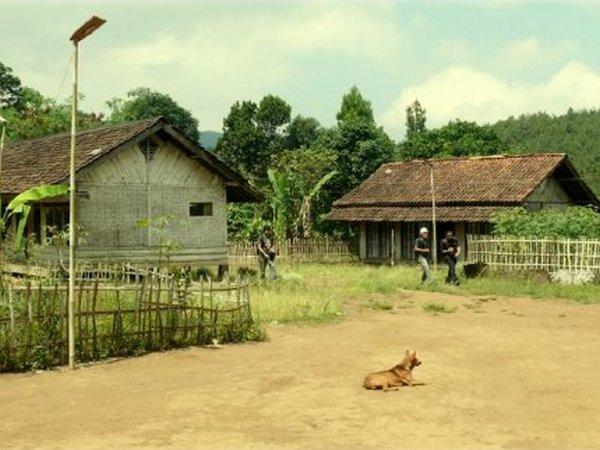 Kondisi Kampung Cigumentong