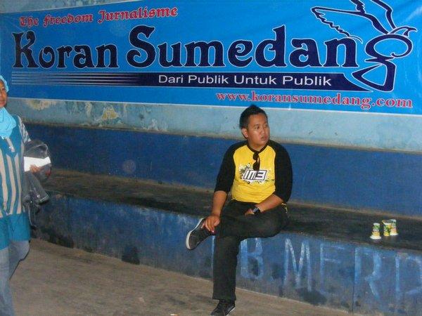 Koran Sumedang (foto: facebook Koran Sumedang)