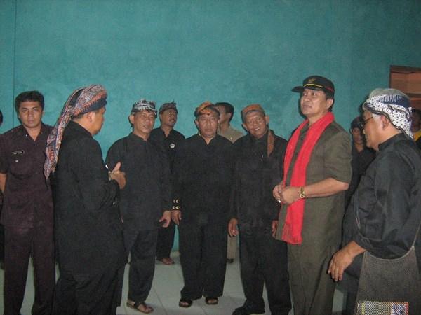 Kunjungan Bupati Sumedang (foto: Desa Pamekaran)