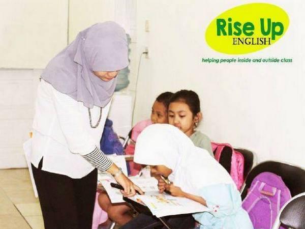 Kegiatan belajar anak-anak (foto: facebook)