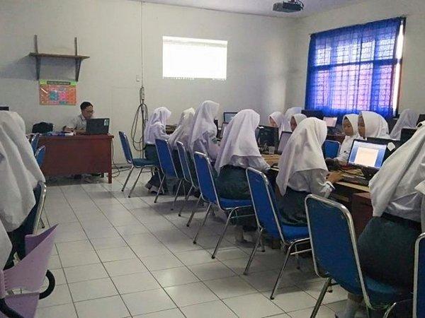 Kegiatan pembelajaran SMK Ma