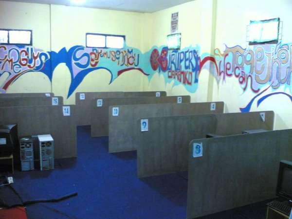 Laboratorium Komputer SMK Ganesha Cimanggung