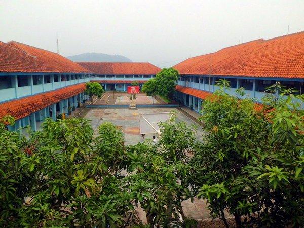 Kampus SMP Negeri 2 Sumedang (foto: SMP Negeri 2 Sumedang)