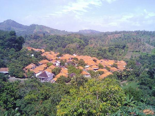 Dusun Lebaksiuh (foto: facebook)