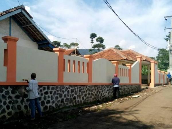 Lokasi kantor Desa Raharja (foto: facebook Desa Raharja)