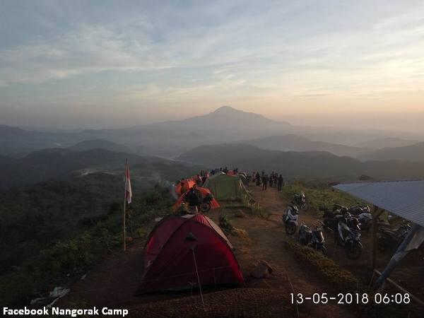Kawasan berkemah Nangorak Camp