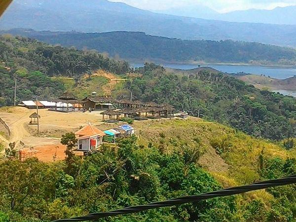 Lokasi wisata Panenjoan (foto: facebook Topik Hidayat)