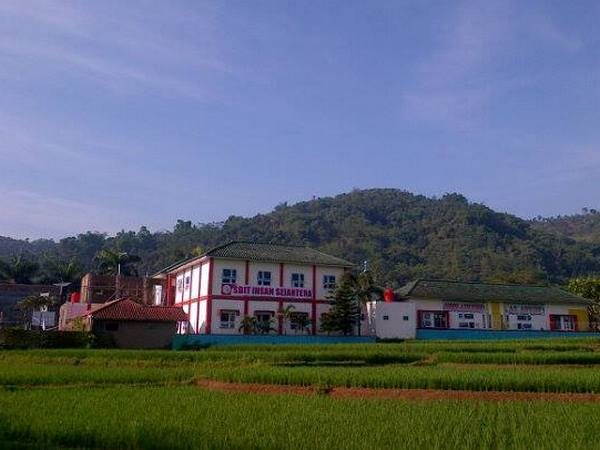 Lokasi bangunan sekolah SDIT Insan Sejahtera (foto: facebook Sdit Insan Sejahtera)