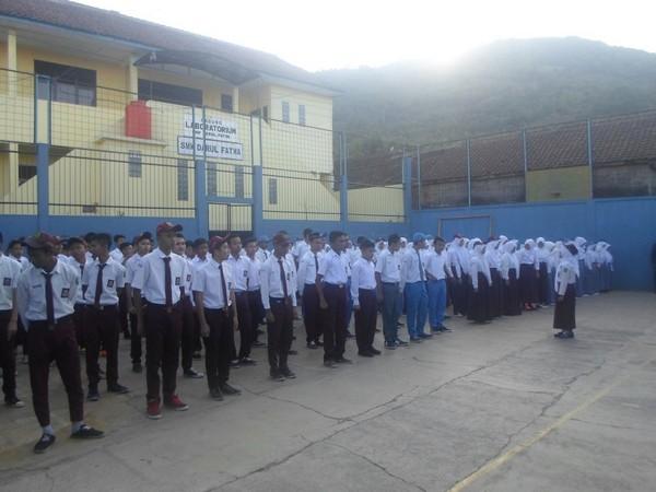 Kegiatan luar kelas SMK Darul Fatwa