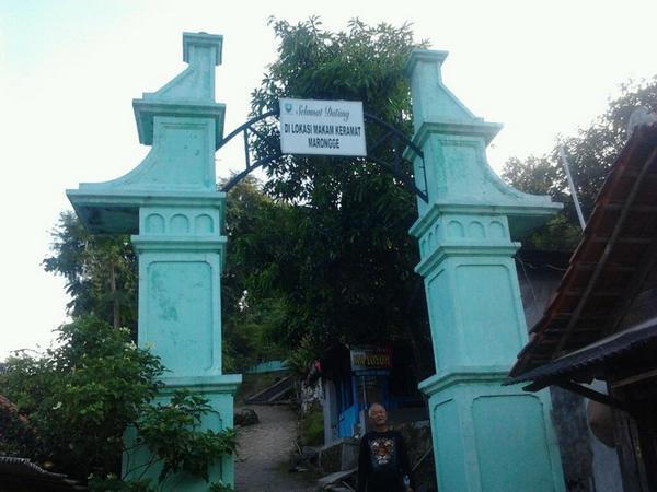 Makam Keramat Marongge (foto: facebook)
