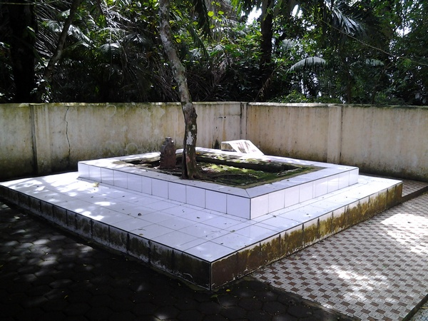 Makam Ratu Harisbaya