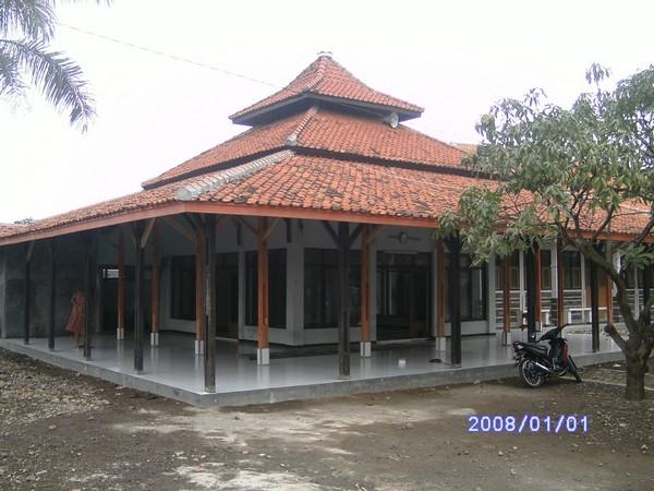 Masjid di MTs Negeri Ujungjaya (foto: Mts Negeri Ujungjaya)