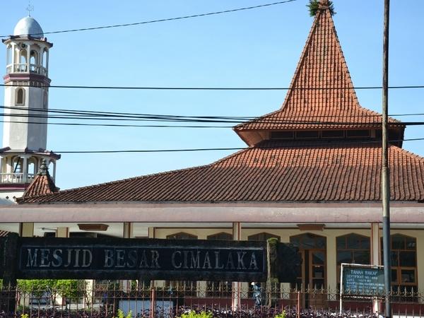 Masjid Besar Cimalaka (foto: masjidnu)