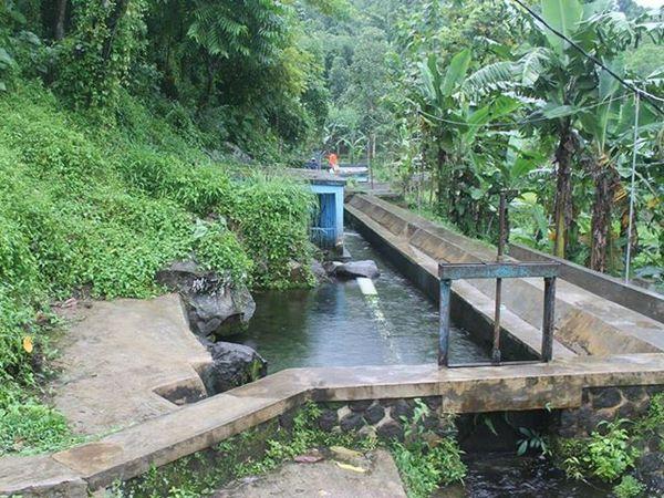 Wisata Mata Air Cicaneang (foto: Asep Sofian)