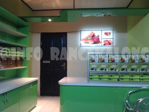 Outlet Sampeu Wedang Kawung Sari (foto; Info Rancakalong)