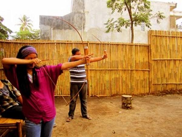 Panahan di Kampung Tahu (foto: Kampung Tahu)
