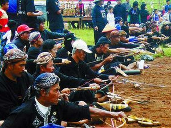 Panahan Kasumedangan di Kampung Cimanglid (foto oleh ZEIXHANZ MOBILE BLOG)