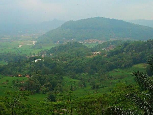 Panorama alam dari Margalaksana (foto: facebook Galih Tri Anugrah?)
