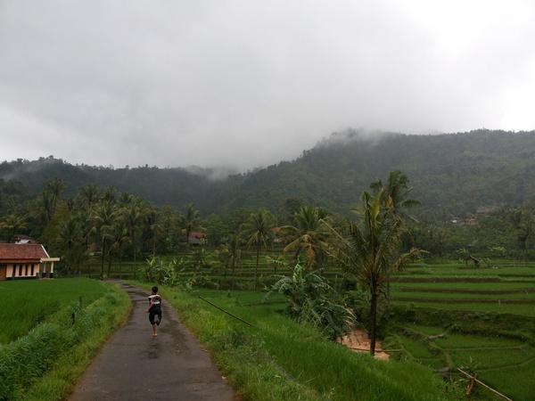 Panorama alam Desa Kaduwulung (foto: KKNM Unpad)