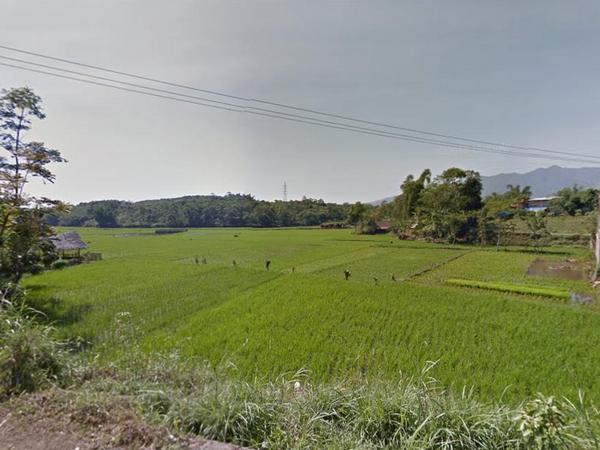 Panorama alam Desa Margajaya (foto: Google Street View)