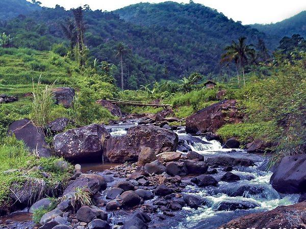 Panorama alam di Desa Bangbayang (foto: Panoramio Jana Arif Jauhari)