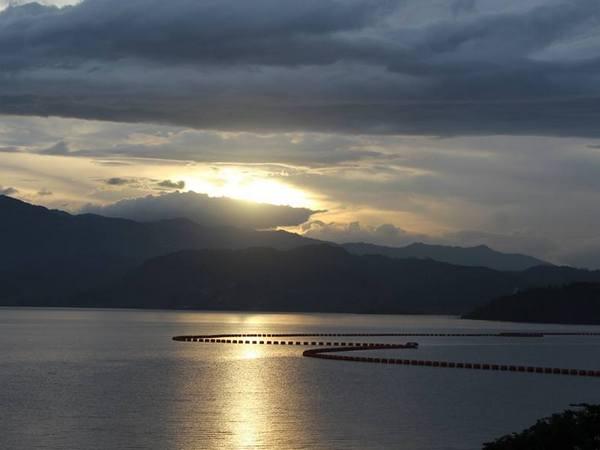 Panorama senja (foto: facebook Doni Irwandy)