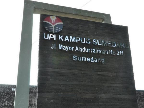 Hasil gambar untuk kampus UPI