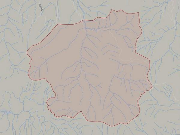 Peta wilayah Desa Citengah (gambar: Google Maps)