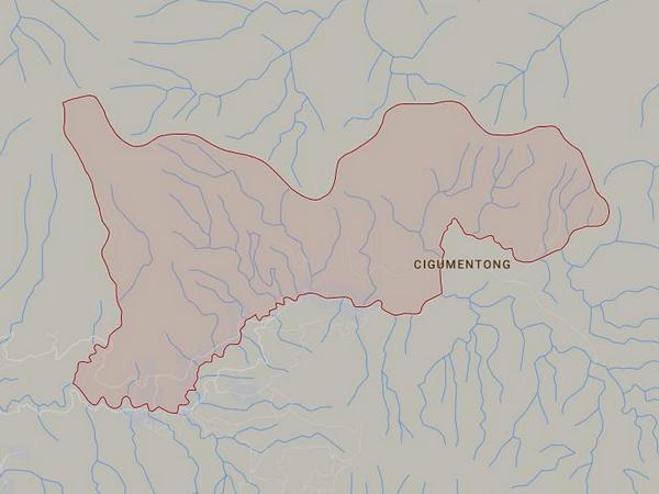 Peta wilayah Desa Sindulang (gambar: Google Maps)
