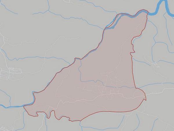 Peta wilayah Desa Wanakerta (gambar: Google Maps)