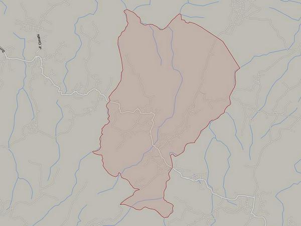 Peta wilayah Desa Kirisik (gambar: Google Maps)