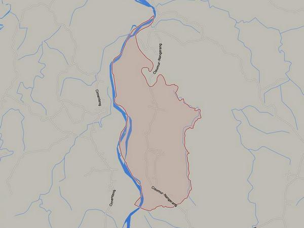 Peta wilayah Desa Suriamedal (gambar: Google Maps)