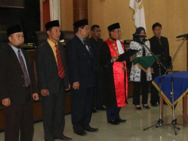 Pimpinan DPRD Kabupaten Sumedang