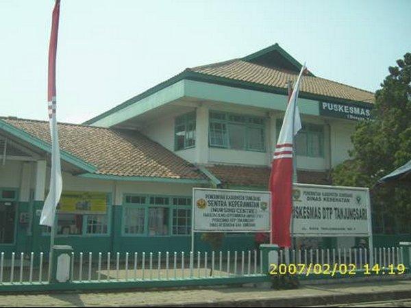 Puskesmas Tanjungsari (foto: facebook Puskesmas Dtp Tanjungsari)