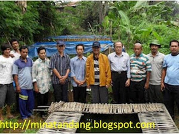 Kelompok Pembudidaya Ikan Karya Mandiri (foto: Mina Tandang)
